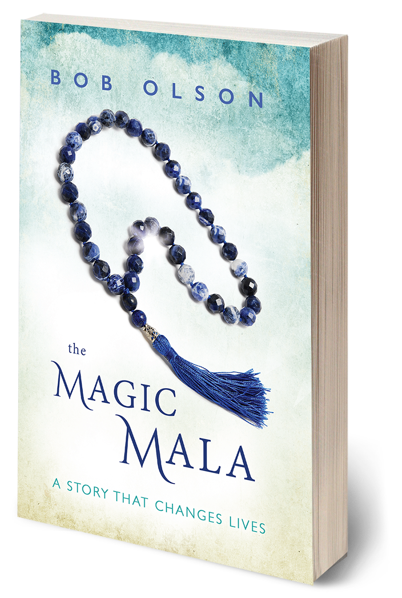 The Magic Mala by Bob Olson